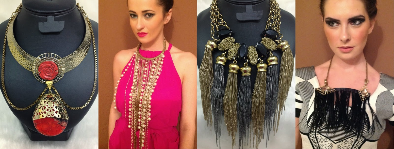 Rejuvenate Jewels statement necklaces