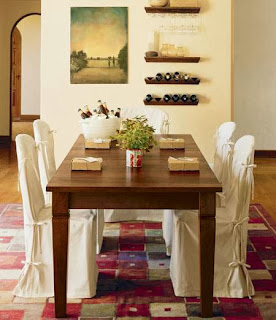 The Ideal Dining Room