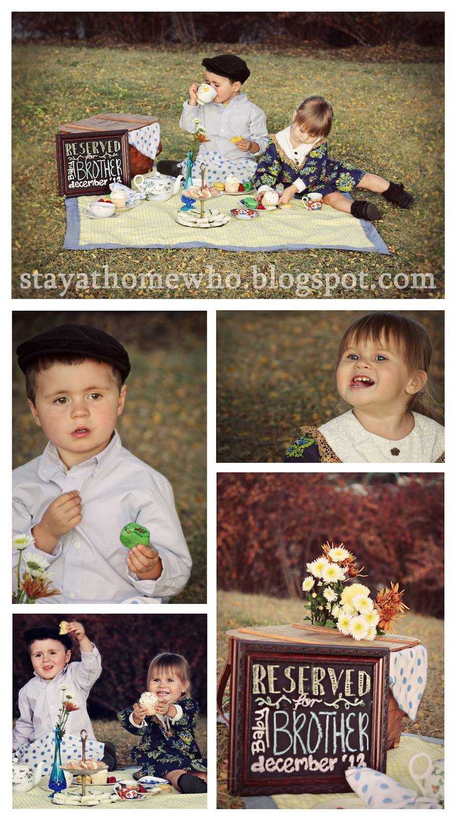 Stay at Home Who Creative Pregnancy Announcements – Creative Baby Announcement Photos