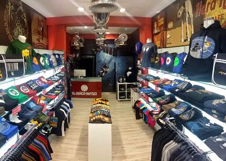 tienda camisetas frikis granada