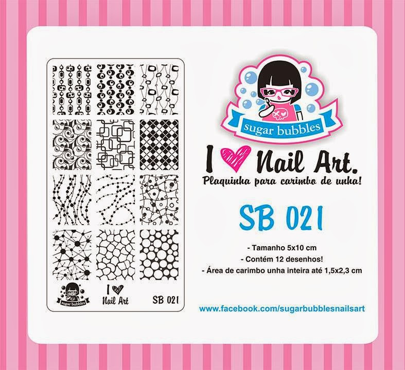 Lacquer Lockdown - Sugar Bubbles Nail Art Stamping Plates, Sugar Bubbles, stamping, new stamping plates 2014, new nail art plates 2014, new image plates 2014, pueen 2014, winstonia 2014, cute nails, easy nail art ideas, diy nails, monster high nails, kawaii nails, kawaii nail art, bundle moster, abstract nail art, sugar skull nail art, easter nails, nail art stamping, nail art, indie stamping companies, floral nail art, skull nail art, emo nails,