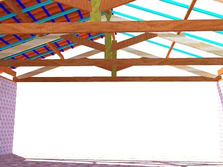 Porcentagem de telhado