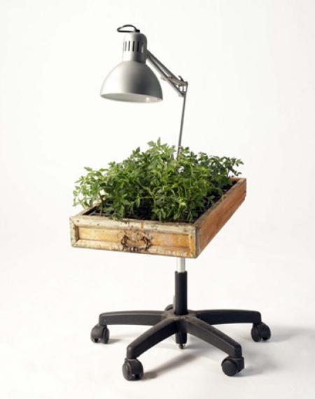 de los diseñadores Peter Bottazzi y Denish Bonapace , Milan 2011
