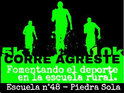 10k y 5k Corre agreste (Piedra sola, Canelones, 25/oct/2014)