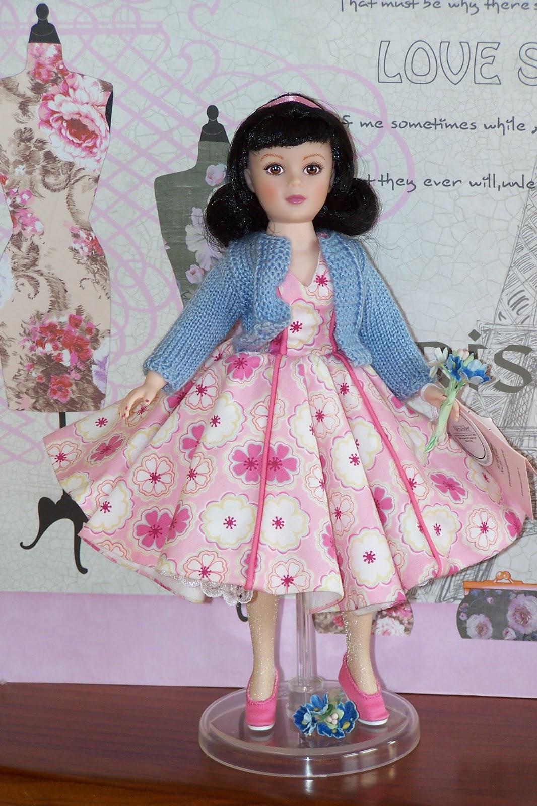 Lizzie 39 s arty crafty 39 n dolls dolls madame alexander coquette jacqui - Madame coquette ...