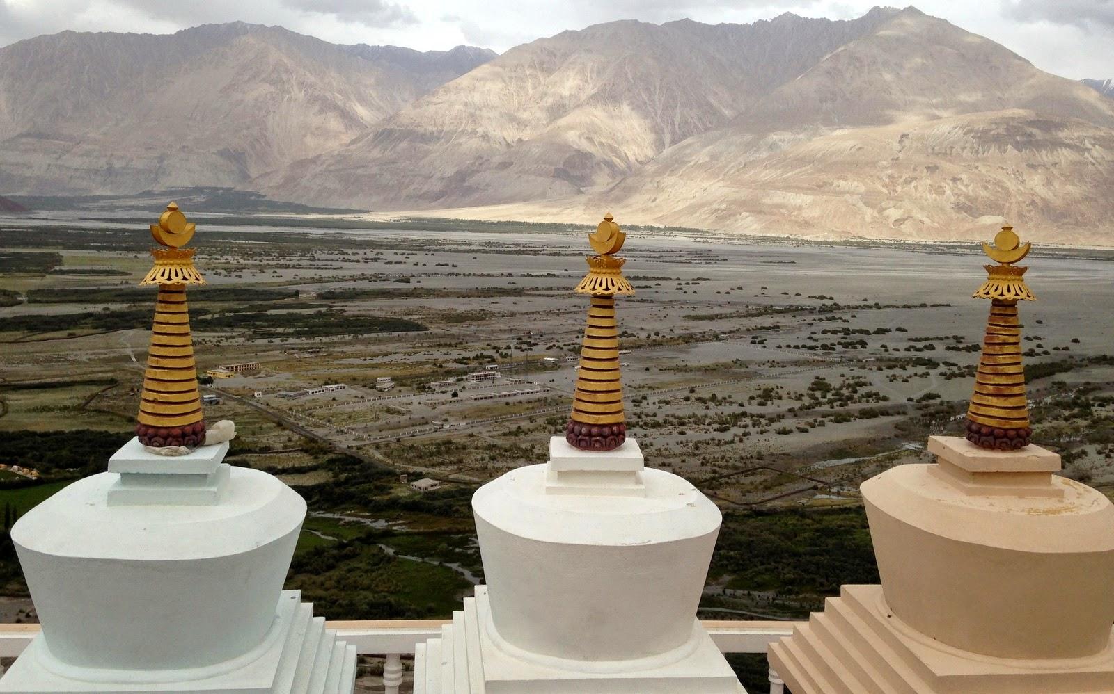 Ladakh, Hunder, Diskit