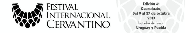 Festival Cervantino Guanajuato 2013