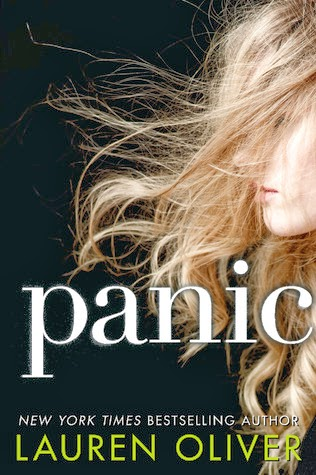 book cover for Panic by Lauren Oliver