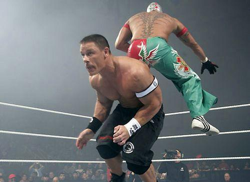 John Cena vs Rey Mysterio pictures ~ WWE Superstars,WWE ...