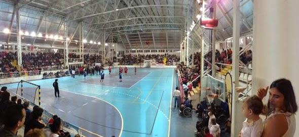 Nuevo estadio en Morón, Argentina | Mundo Handball