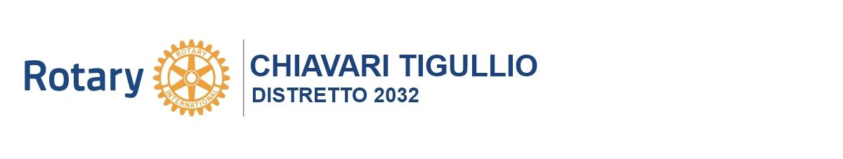 ROTARY CLUB CHIAVARI TIGULLIO