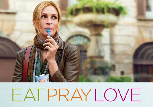 EAT PRAY LOVE - JULIA ROBERTS