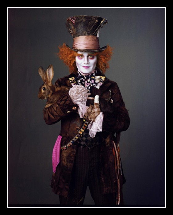Fashion & Power: The Mad Hatter  Mad