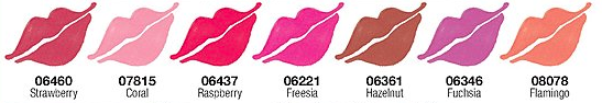 Avon Ultra Colour Lip Tint in Flamingo Swatches