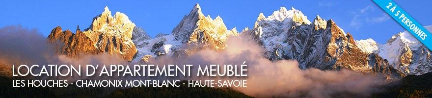 Location d'appartement - Proche des pistes - Les Houches - Chamonix-Mont Blanc