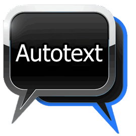 Cara buat Auto text di Android