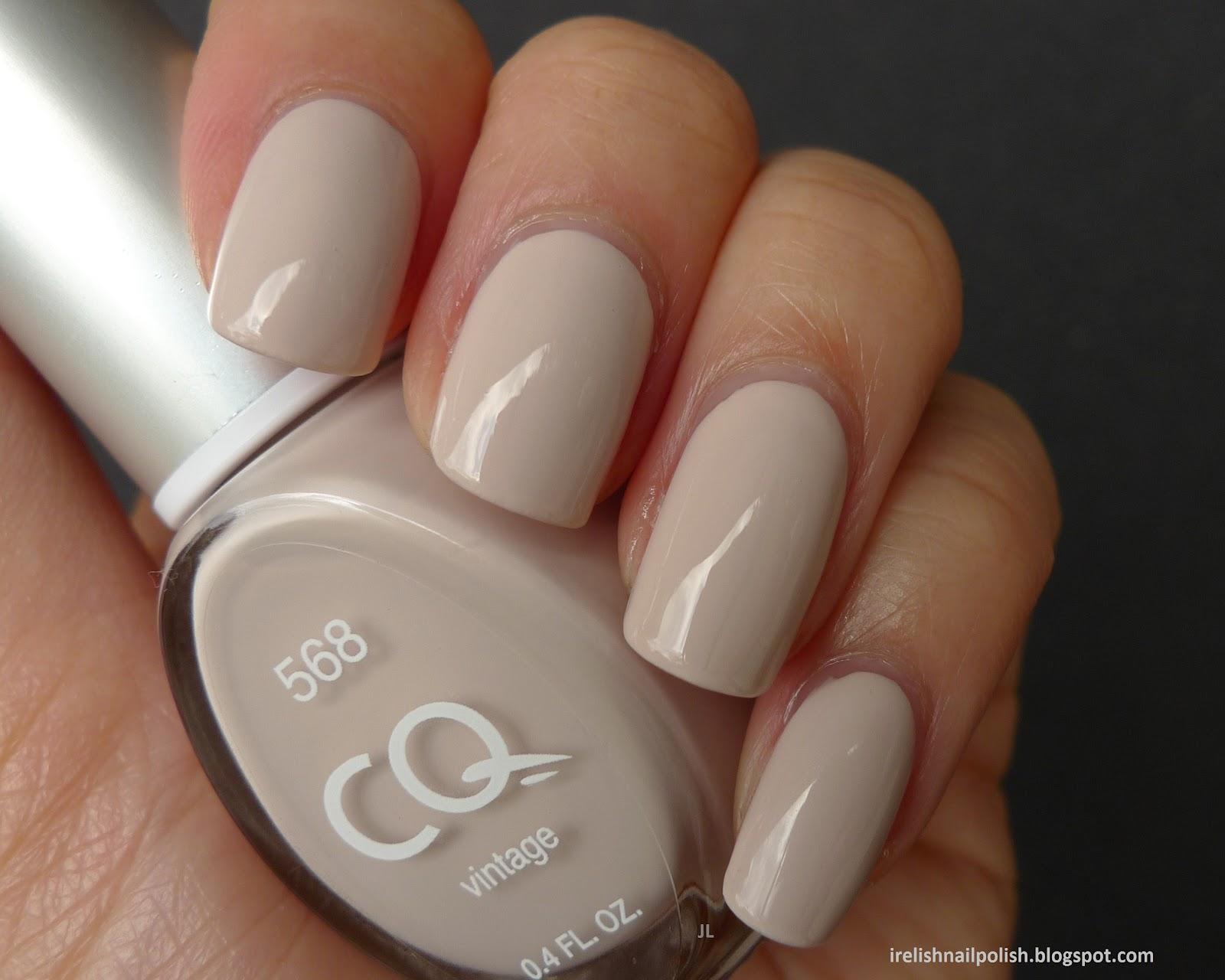 I Relish Nail Polish!: CQ 568 Vintage