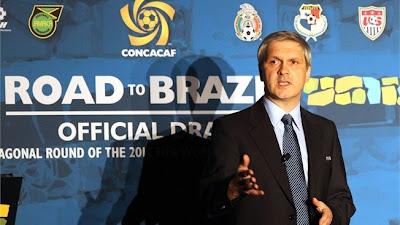 Calendario Hexagonal Final CONCACAF Brasil 2014