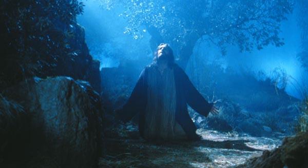 jesus huerto getsemani: