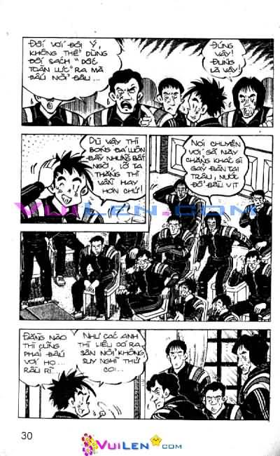 Jindodinho - Đường Dẫn Đến Khung Thành III Tập 66 page 30 Congtruyen24h