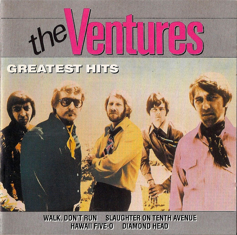 Sintoniamusikal the ventures greatest hits cd 1988 for 1988 hit songs