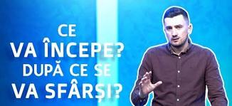 Dorel Coraș 🔴 Ce va începe după ce se va sfârși?