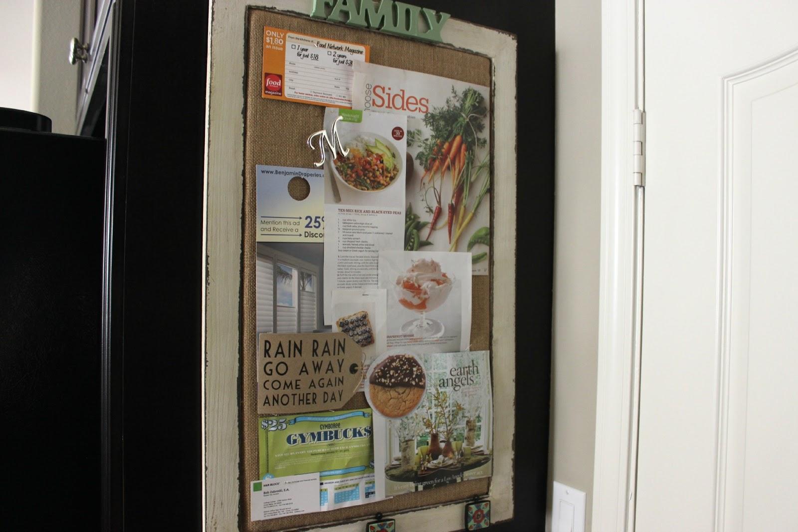 Kitchen Message Board Similiar Kitchen Bulletin Board Keywords