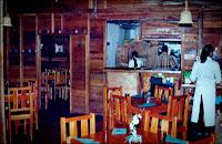 Il Forno restaurant in Volcan Panama