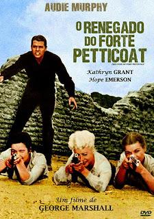 O Renegado do Forte Petticoat - DVDRip Dublado