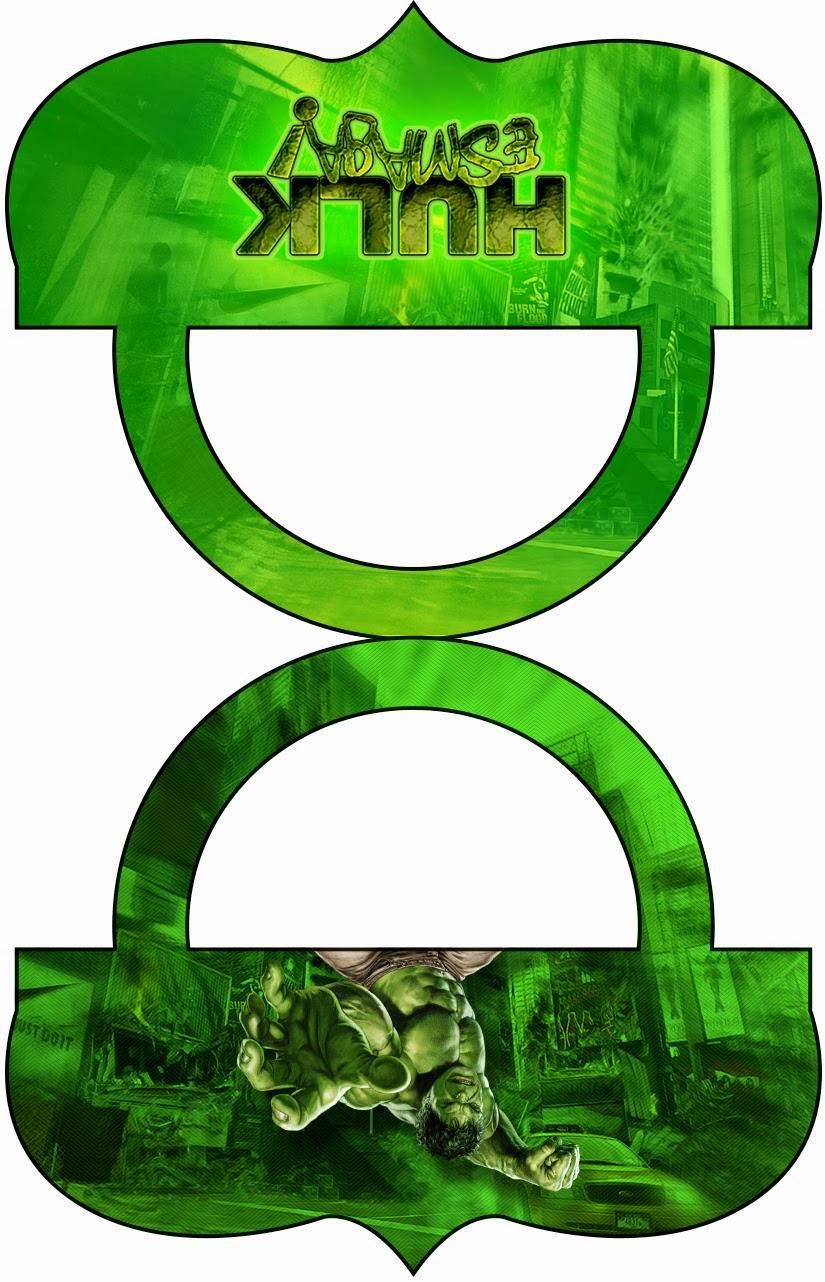 Etiqueta para bolsas de golosinas.