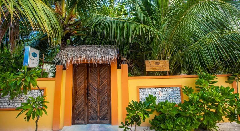Stingray Beach Inn Maafushi Maldives