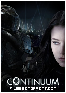 Continuum Temporada Torrent HDTV