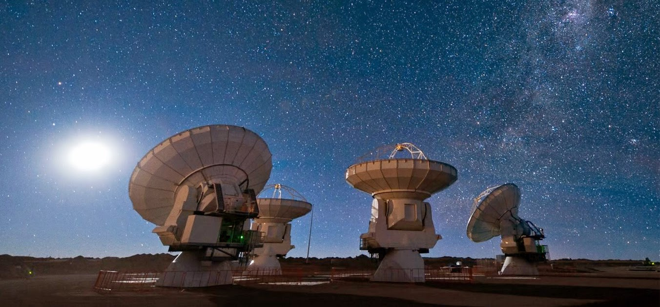 SETI New WOW Signal