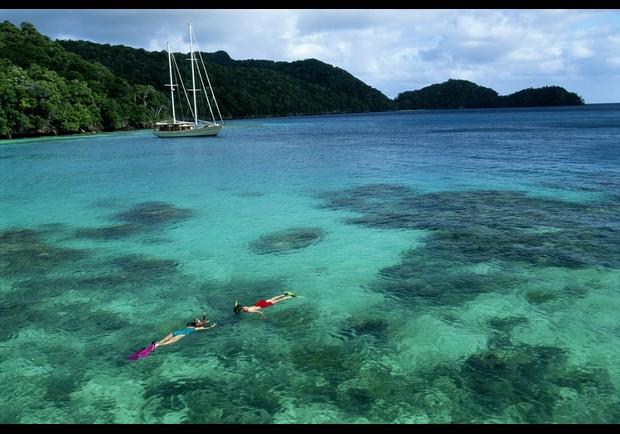 The Lau Archipelago, Fiji