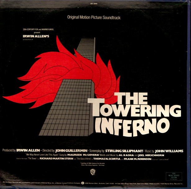 Talk:The Towering Inferno