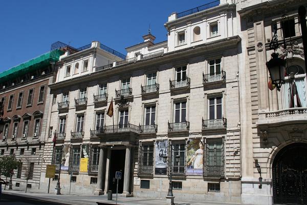 Palacetes de madrid palacio de goyeneche - El escondite calle villanueva ...