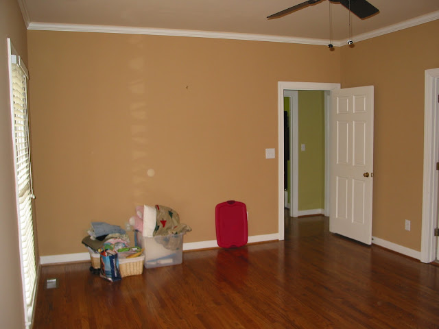 Goodbye house hello home blog home staging tips for transforming a vacant master bedroom Master bedroom home staging