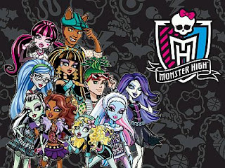 Monster High, Imagenes para Imprimir, parte 1