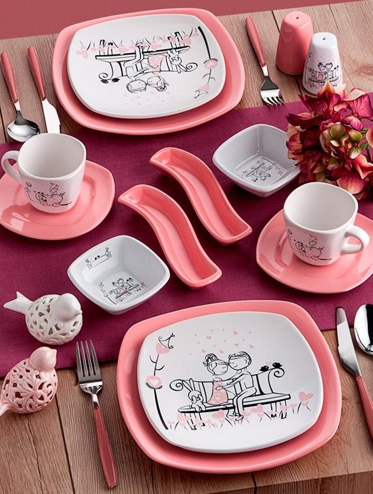 keramika kahvaltı seti