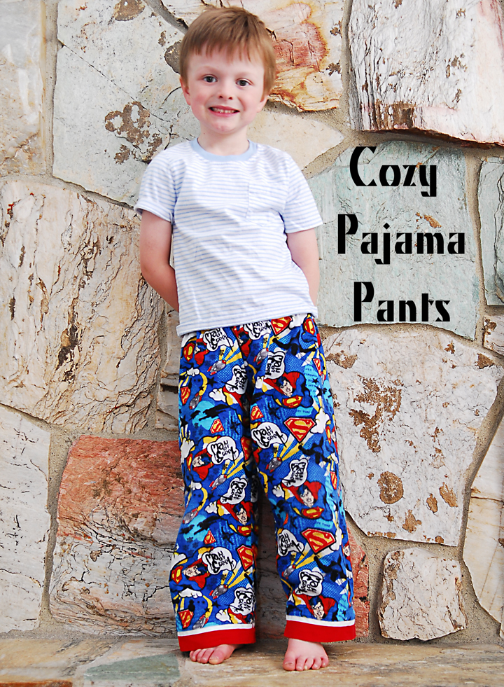 Cozy Pajama Pants