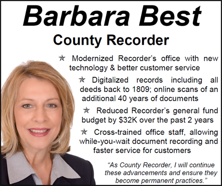 Barbara Best for Recorder