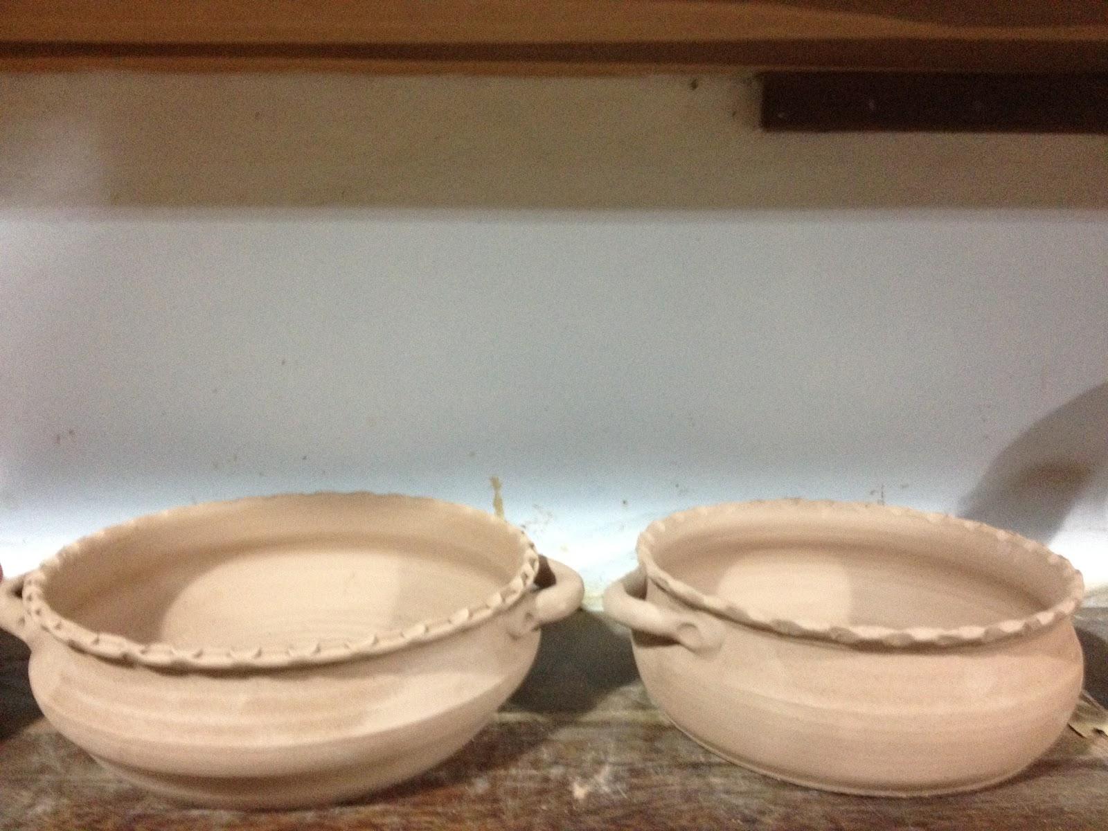 Ceramica taller de oficios de barichara elaboracion de for Arcilla para ceramica