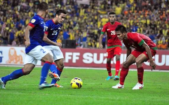 Piala AFF 2012: Indonesia vs Malaysia 0-2