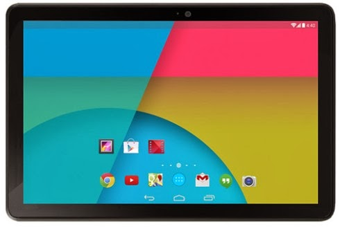 Presto in arrivo il nuovo tablet android 4.4 Kitkat di Google sul Play store