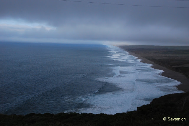 north pt reyes beach