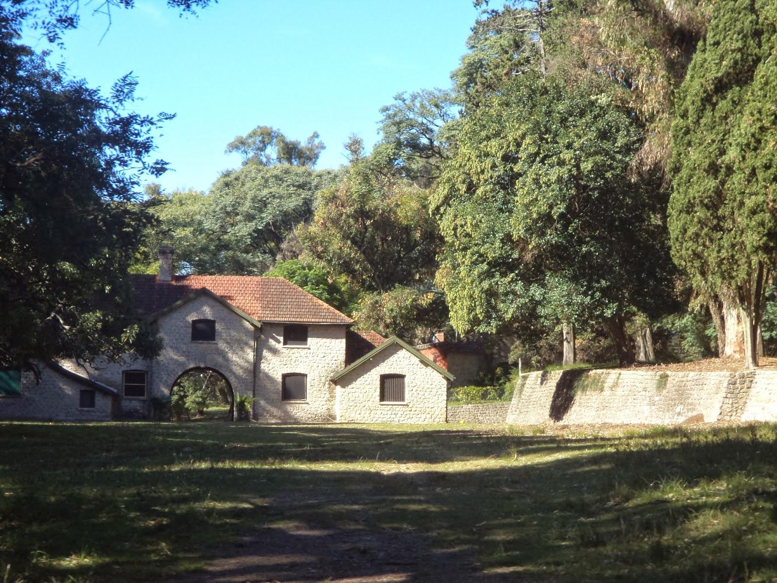 Estancia y Parque Anchorena (Colonia), Lugares Turisticos de Uruguay,