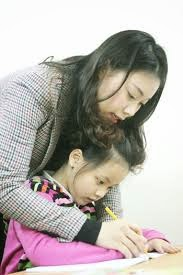 Gia sư dạy kèm rèn chữ cho học sinh lớp 1 tại nhà