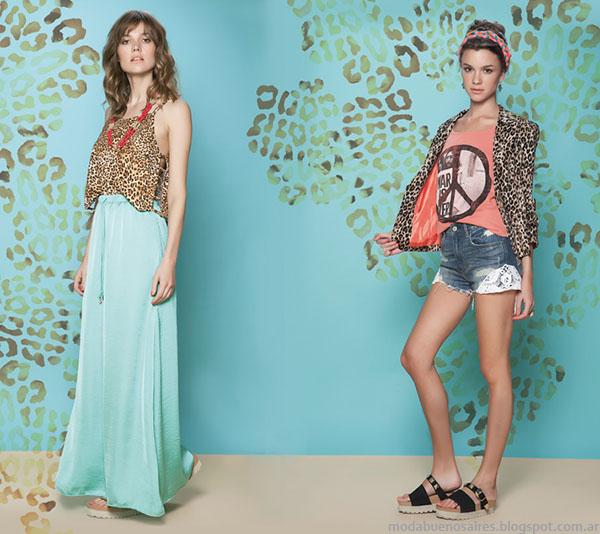 Faldas verano 2015 Rimmel.