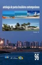 Participação na Antologia de Poetas Brasileiros Contemporâneos-Volume 96