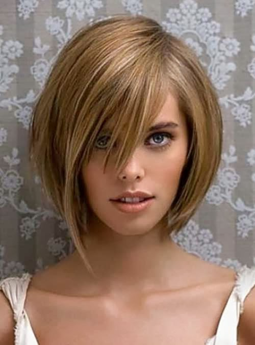 Short Bob Hairstyles 2014